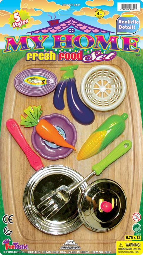 3062-Fresh Food Set
