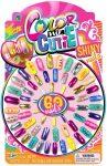 Color Me Cutie Shiny Nails